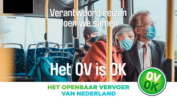 Start landelijke campagne 'Het OV is OK'
