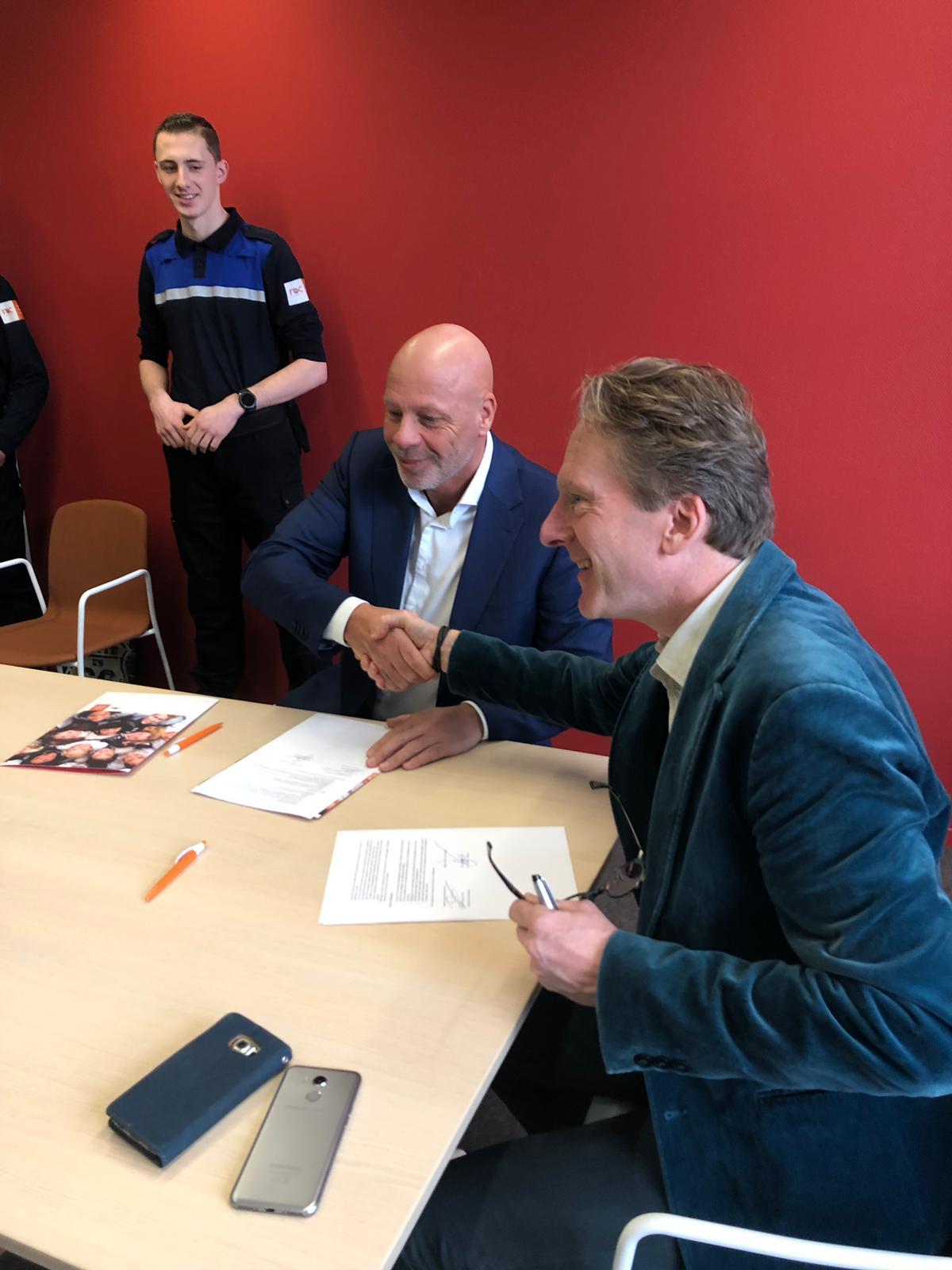 Keolis Nederland en MBO College Almere starten samenwerking